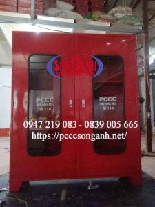 tủ đựng quần áo pccc sản xuất bởi PCCC SONG ANH