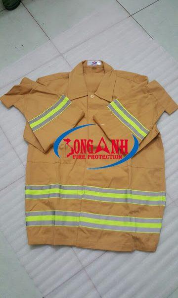áo chữa cháy tt48