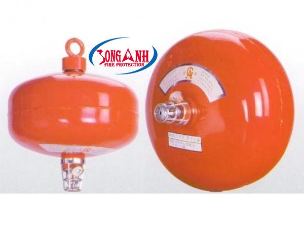 Bình bột chữa cháy tự động XZFTBL8 ABC 8kg