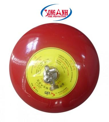 Bình bột chữa cháy tự động XZFTBL6 ABC 6kg
