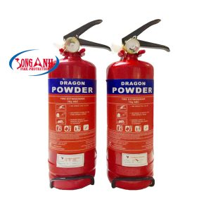 bình chữa cháy dragon ABC 1kg