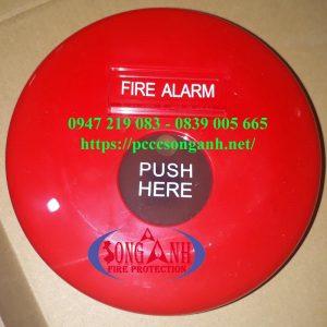 CM-FP1: Nút nhấn khẩn báo cháy chungmei