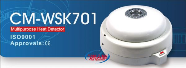 Đầu báo nhiệt CM-WSK701
