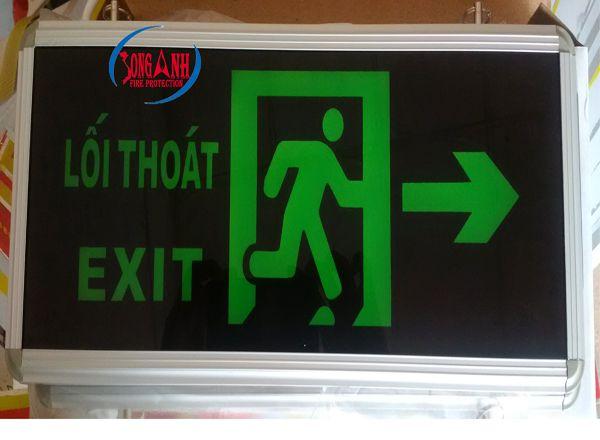 Đèn exit AED