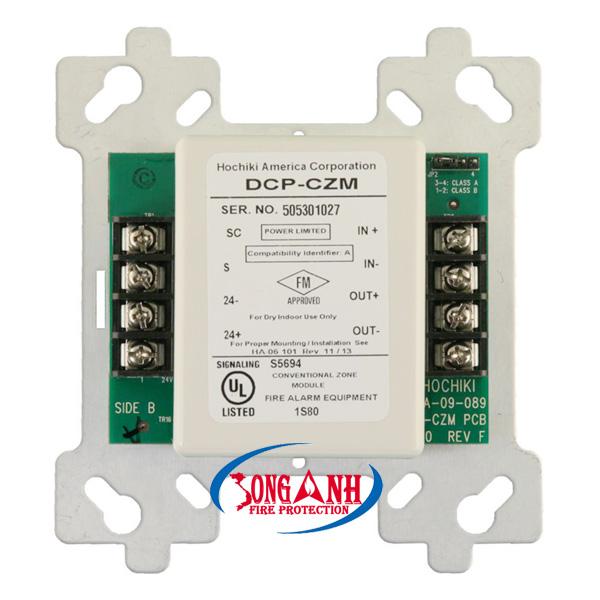Modul đầu báo hochiki DCP-CZM
