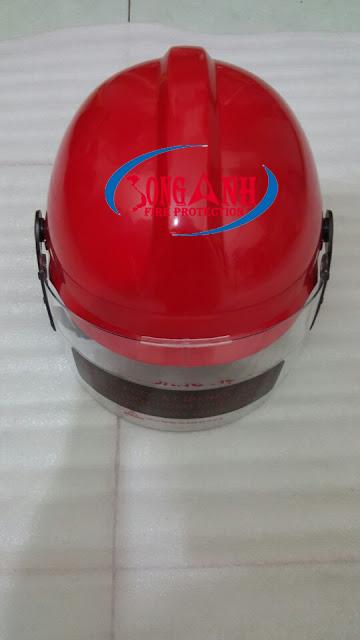 mũ chữa cháy tt48