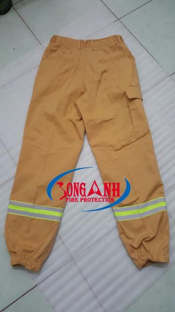 quần chữa cháy tt48