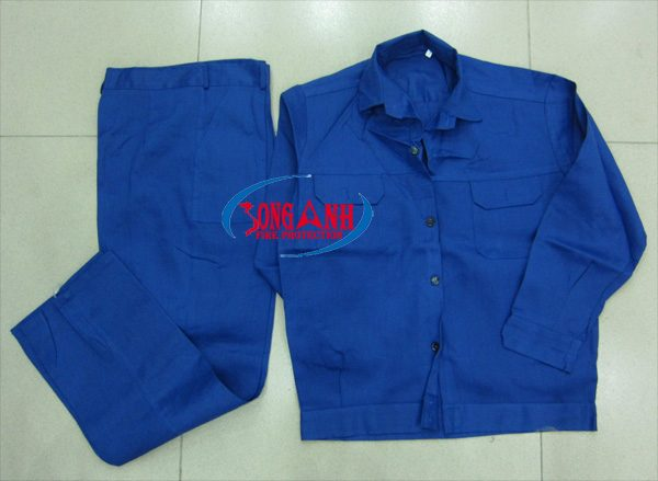 quần áo bảo hộ lao động thông thường