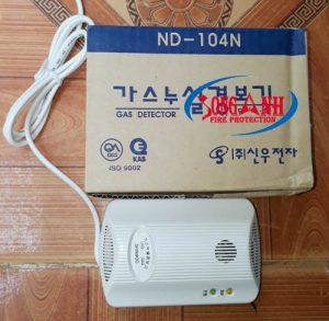 đầu dò gas ShinWoo ND-104N