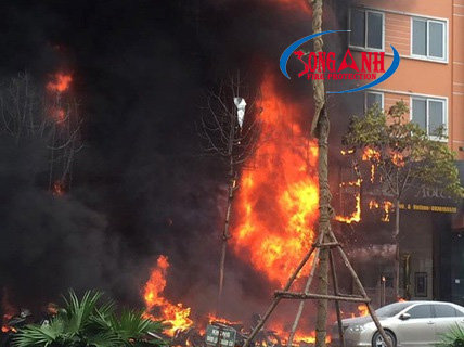 hỏa hoạn xảy ra do không trang bị các thiết bị pccc