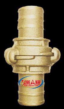 khớp nối vòi chữa cháy bằng đồng