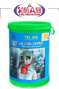 mặt nạ phòng độc tzl30a xuất xứ Trung Quốc
