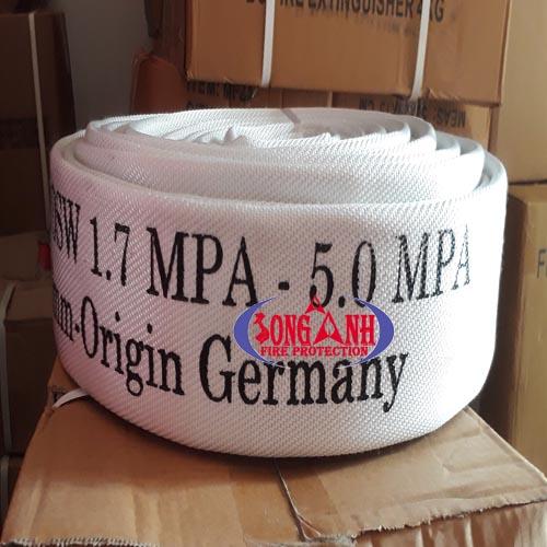 vòi chữa cháy D50 17bar nhập khẩu chính hãng từ Đức