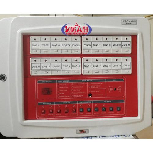 Tủ trung tâm báo cháy 20-100 kênh formosa