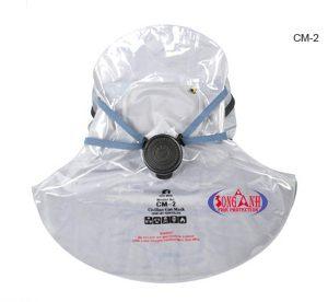 mặt nạ phòng chống khí độc cm-M