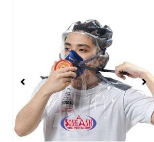 Mặt nạ phòng độc cm2 - Hàn Quốc