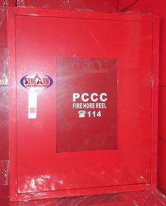 Tủ chữa cháy kích thước 600x500x180mm (60x50x18cm)