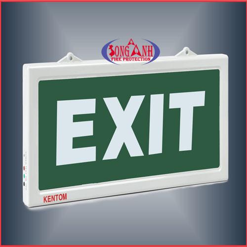 Đèn exit kentom 610 KT620