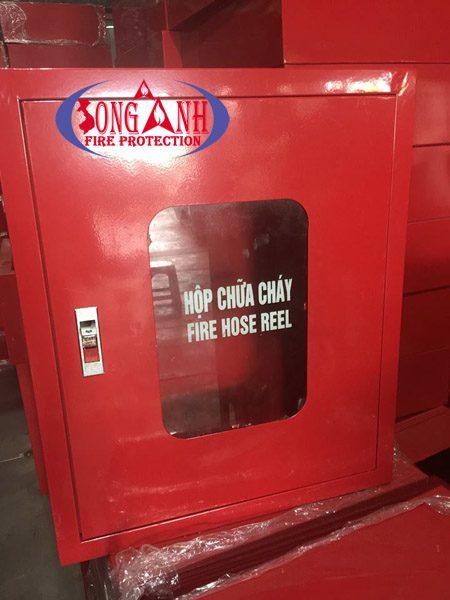 tủ chữa cháy 500x400x180mm