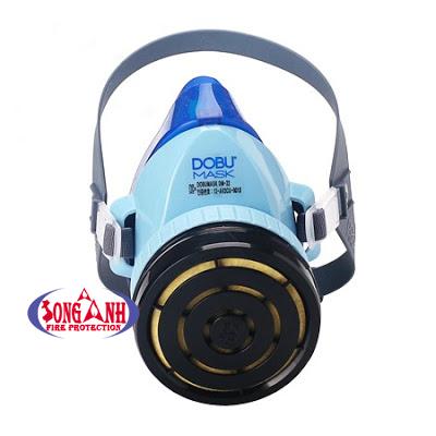 mặt nạ phòng độc DOBU DM-22 DVC-2401C