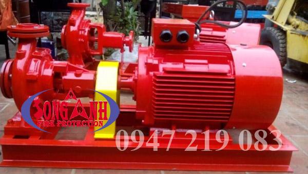 Máy Bơm Chữa Cháy Ebara FSA100x65