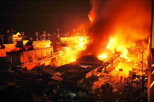 Mỗi vụ cháy đều gây ra rất nhiều thiệt hại về tài sản