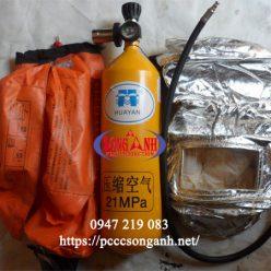 bình dưỡng khí EEBD 10 - 15 phút