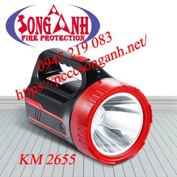 đèn pin pccc chống nổ KM 2655
