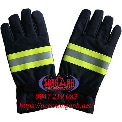 Găng tay chống cháy Nomex 300 độ