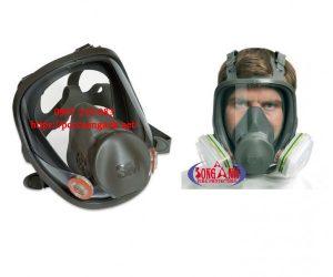 mặt nạ chống khí độc 3m 6800