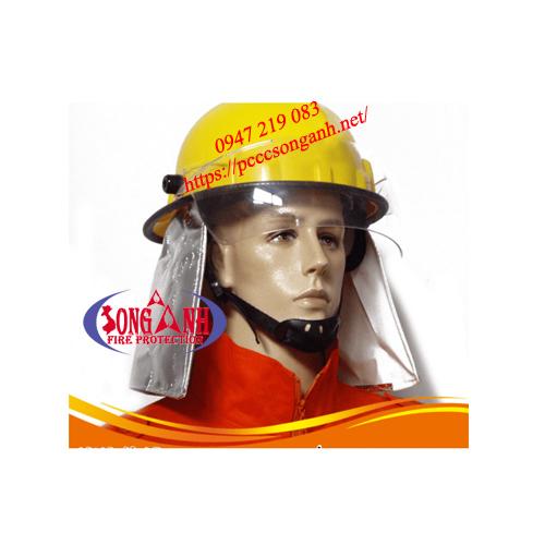 mũ chống cháy 1000 độ TT56 BCA