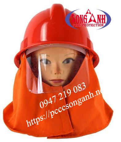 mũ chống cháy 500 độ tt56 bca