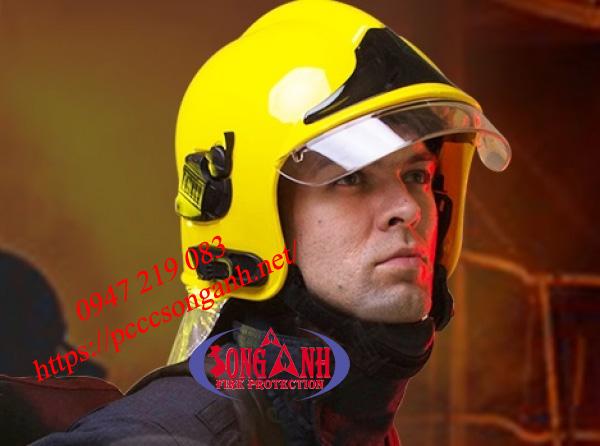 mũ chống cháy TT56 1000 độ C