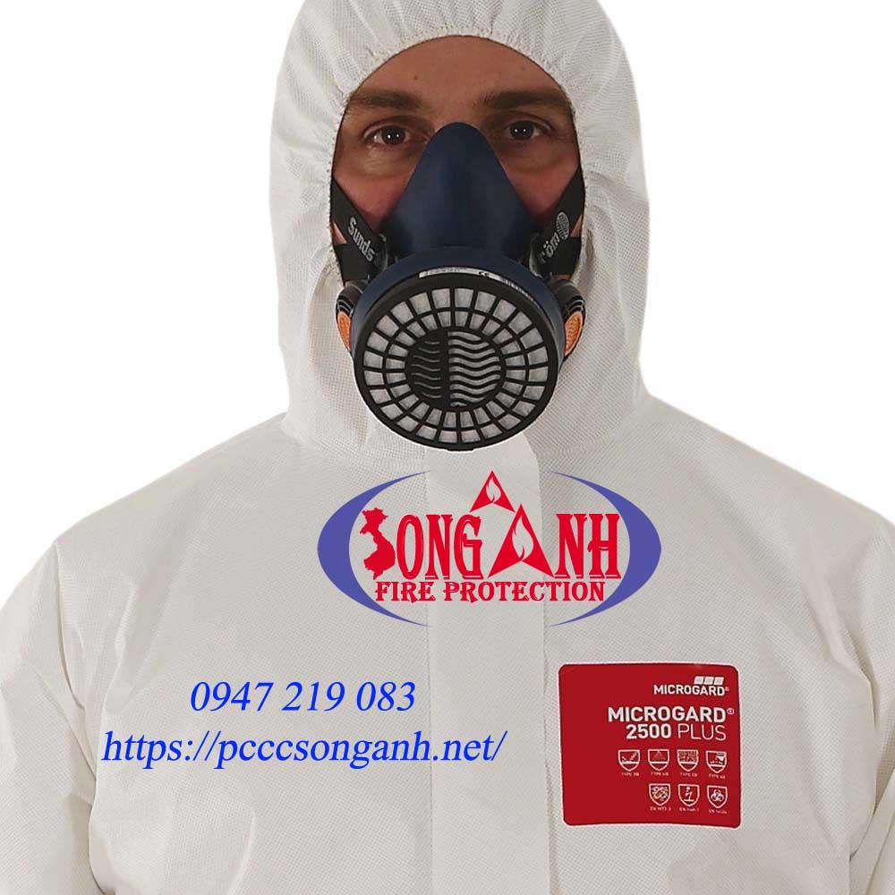 quần áo bảo vệ hóa chất MicroGard 2500 Plus