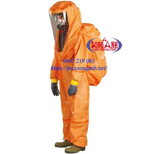 quần áo chống hóa chất microchem 5000 apolo
