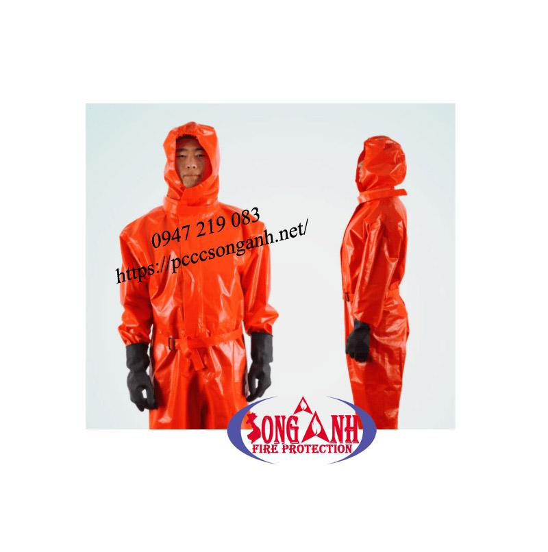 quần áo phòng hóa chất mặt nạ rời