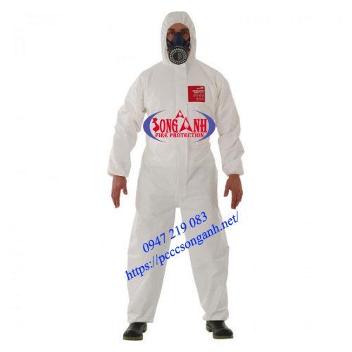 quần áo chống hóa chất microgard 2500 standard