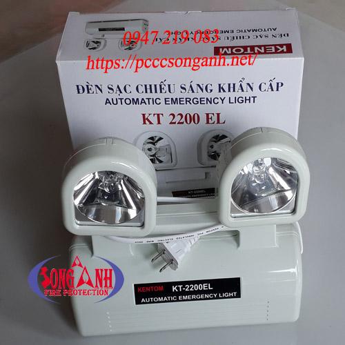 Đèn Emergency Kentom KT2200EL