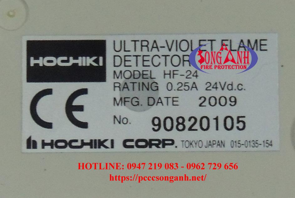HF-24 flame detector pcccsonganh