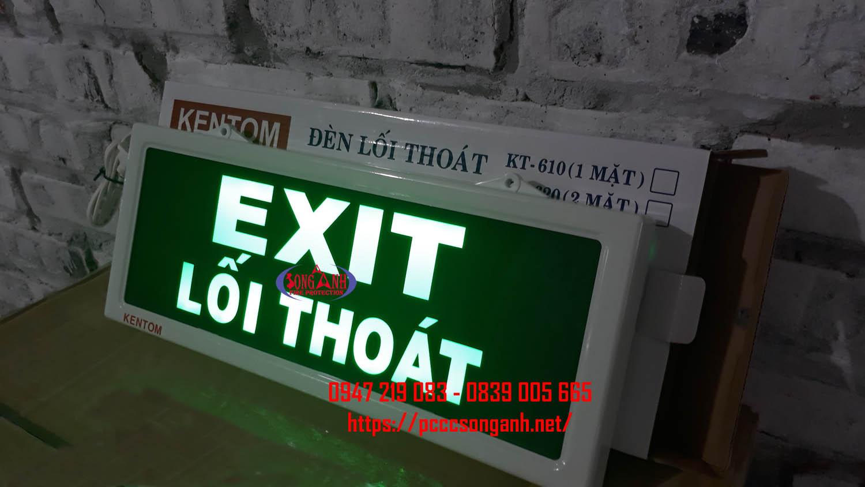 đèn thoát hiểm KT-610-10