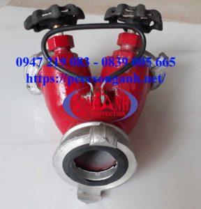 2 chạc chữa cháy DN50 PCCC SONG ANH
