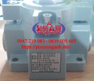 đầu báo nhiệt chống nổ Himax HK-EXFD70