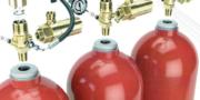 hệ thống chữa cháy khí Nitơ N2 Rotarex
