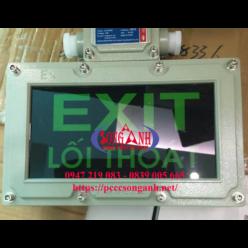 Đèn Exit thoát hiểm chống cháy nổ BAT95-D6