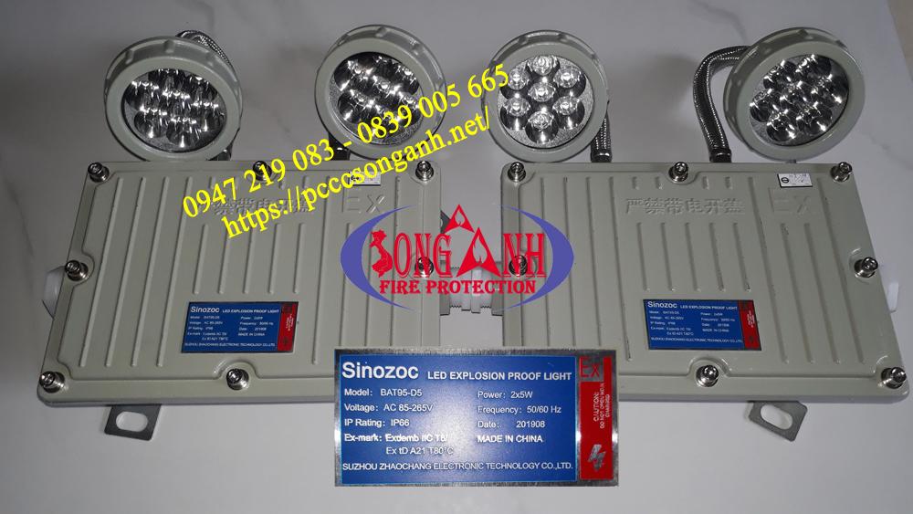 Đèn sự cố chống cháy nổ led BAT95-D5