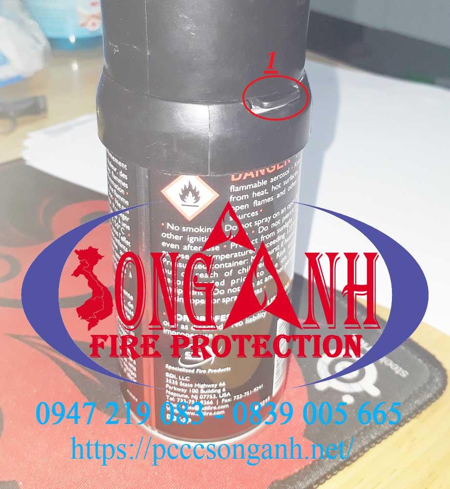 hướng dẫn sử dụng chai tạo khói smoke sabre
